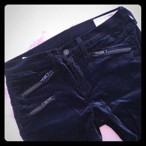 Rag & bone velvet pants